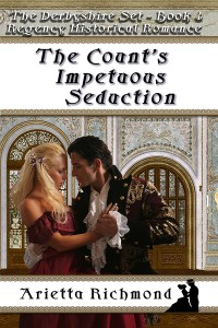 Counts Impetuous seduction Kindle cover smaller 2 x 3
