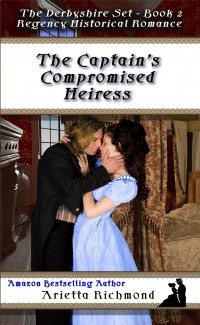 Captains Compromised heiress new cover